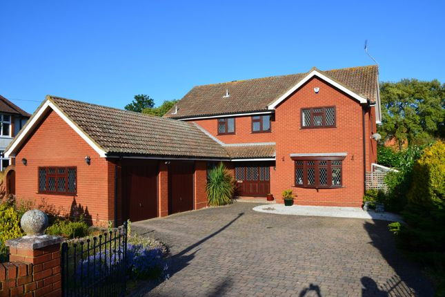 Thumbnail Detached house for sale in Thornley Road, Felixstowe