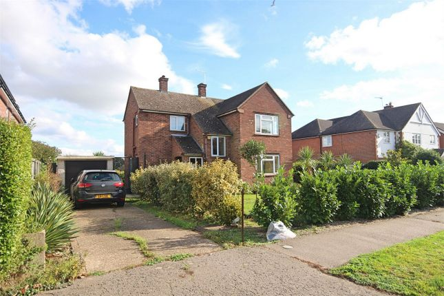 Thumbnail Detached house to rent in Seaview Avenue, West Mersea, Essex