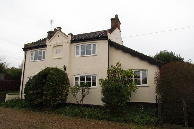 Thumbnail Cottage to rent in Chapel Lane, Wenhaston, Halesworth