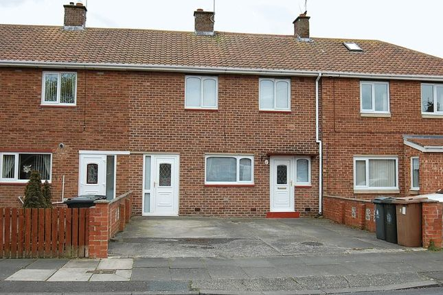 Thumbnail Terraced house to rent in Dudley Court, Manor Walks Shopping Centre, Cramlington