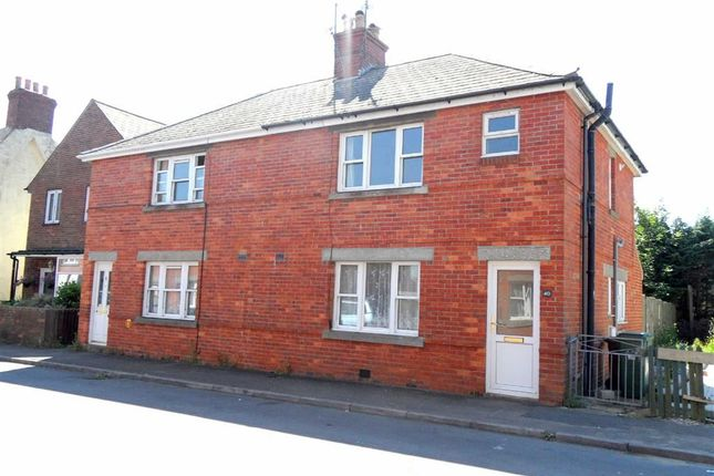 Thumbnail End terrace house to rent in Victoria Road, Portland, Dorset