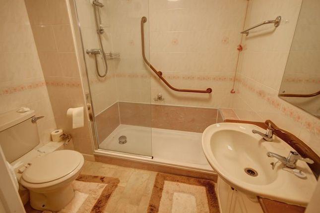 Shower Room of Mowbray Court, Heavitree, Exeter EX2