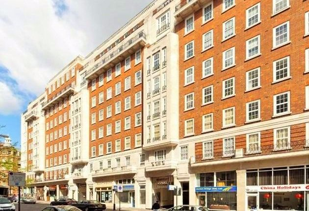 Thumbnail Flat to rent in Glentworth Street, Marylebone