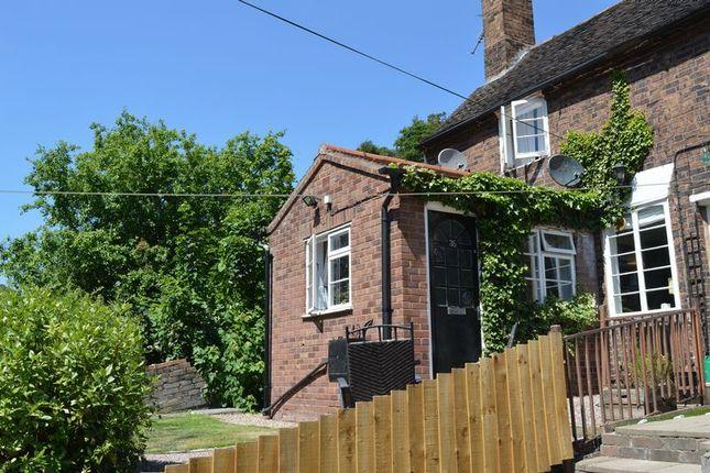 Thumbnail End terrace house for sale in Wellington Road, Coalbrookdale, Telford, Shropshire