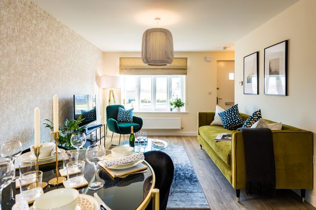 Thumbnail Semi-detached house for sale in Huntingdon Road, Cambridge