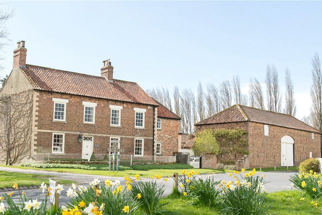 6 bed detached house for sale in Manor Farm, Roecliffe, Near Boroughbridge, North Yorkshire YO51