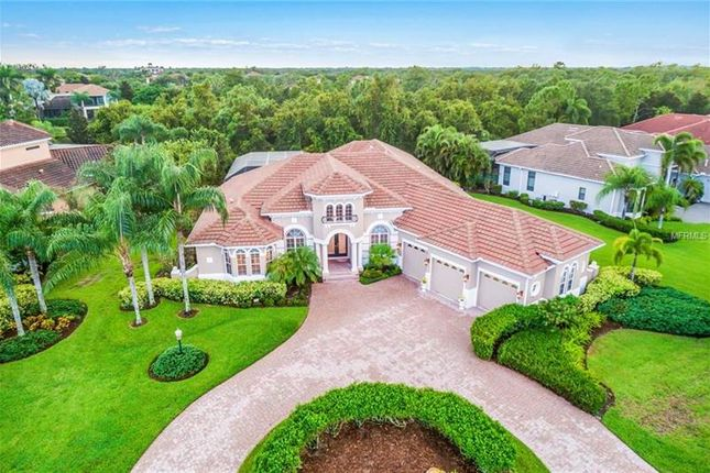 Thumbnail Property for sale in 13314 Lost Key Pl, Lakewood Ranch, Florida, 34202, United States Of America