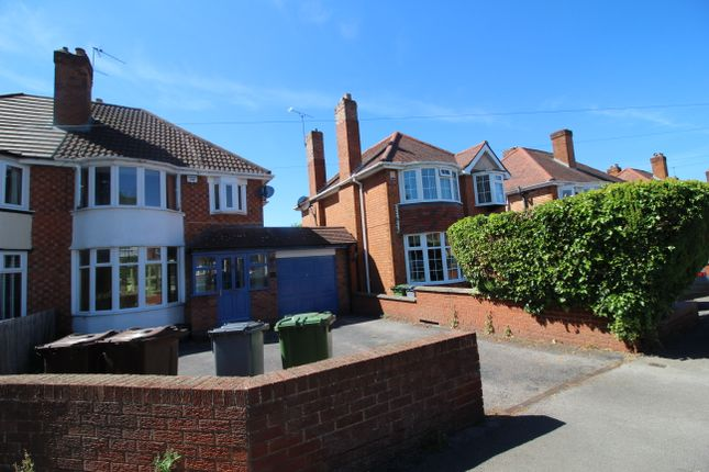 3 bed semi-detached house to rent in Stanton Road, Shirley, Solihull B90