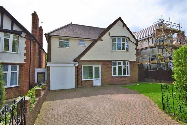 Detached house for sale in Hillcrest Avenue, Abington, Northampton
