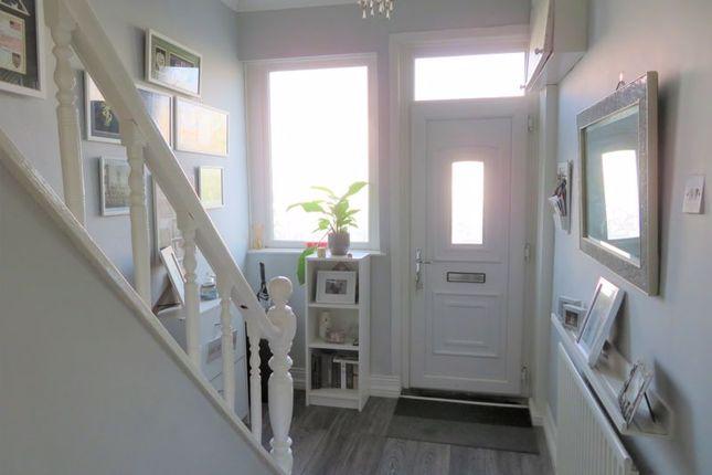 Hallway of Spence Terrace, North Shields NE29