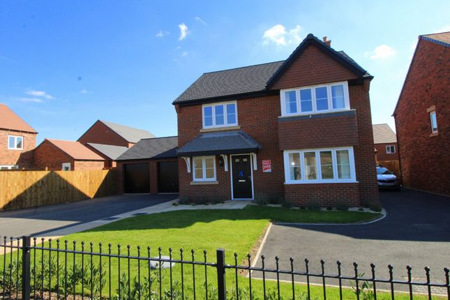 Thumbnail Detached house for sale in Rose Way, Edwalton, Nottingham