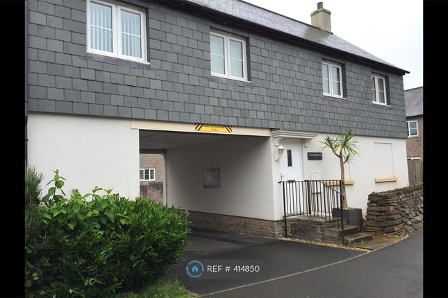 Thumbnail Semi-detached house to rent in The Coach Hs, Liskeard