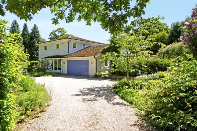Thumbnail Detached house for sale in Lake View Road, Furnace Wood, East Grinstead, West Sussex