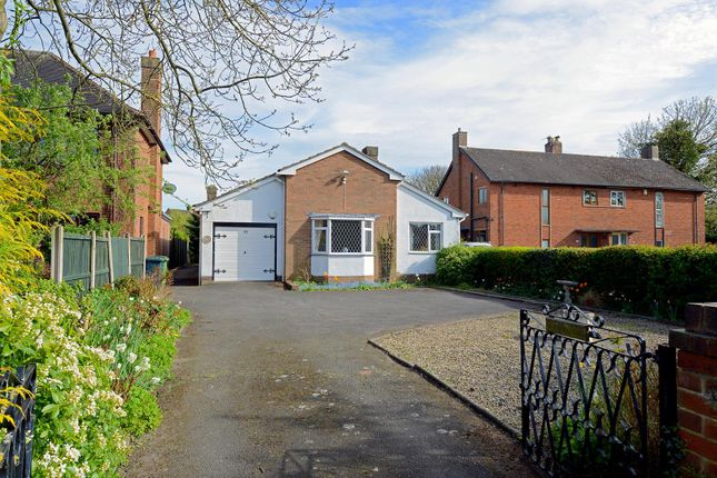 Thumbnail Bungalow for sale in Sutton Road, Shrewsbury