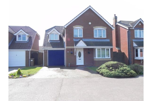 Thumbnail Detached house for sale in Martham Road, Great Yarmouth