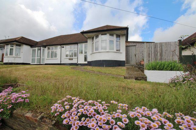 Thumbnail Semi-detached bungalow for sale in Crofton Road, Farnborough, Orpington