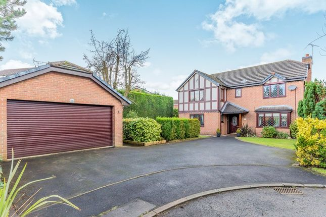 4 bed detached house for sale in Barlow Way, Sandbach, Cheshire
