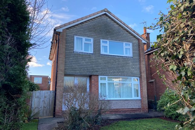 Thumbnail Detached house to rent in Upchurch Close, Mickleover, Derby