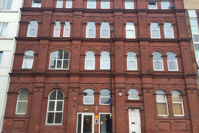 Thumbnail Flat for sale in Marsh Street, Walsall, West Midlands