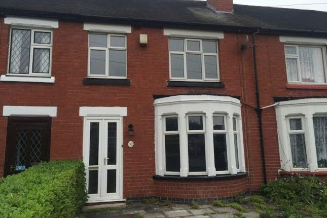 Thumbnail Terraced house to rent in 3 Bedroom Family Home, Kenpas Highway, Coventry