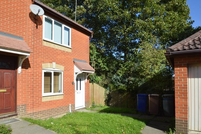 Thumbnail End terrace house to rent in Vanners Road, Haverhill