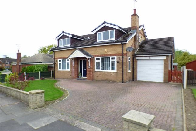 Thumbnail Property for sale in Fields Drive, Sandbach