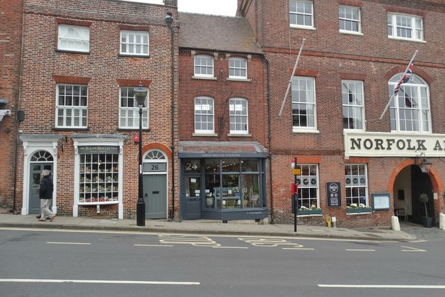 Office to let in High Street, Arundel