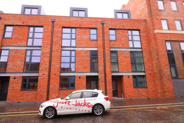 Thumbnail Town house to rent in Moreton Street, Birmingham