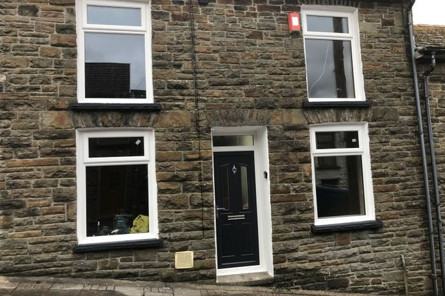 Thumbnail Property to rent in Princes Street, Treherbert, Treorchy