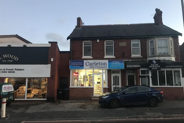 Thumbnail Retail premises for sale in Blackpool Road, Poulton-Le-Fylde