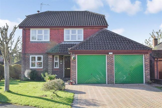 Thumbnail Detached house for sale in Bircholt Road, Liphook, Hampshire