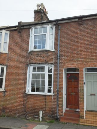 Thumbnail Terraced house to rent in De Montfort Road, Lewes