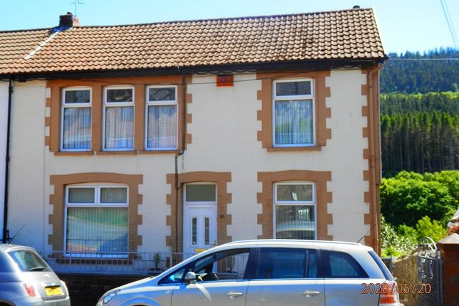 Thumbnail Semi-detached house for sale in 48 Conway Road, Cwmparc, Rhondda Cynon Taff.