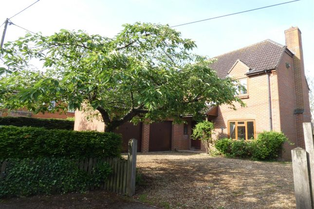 Thumbnail Detached house for sale in New Road, Bromham, Chippenham