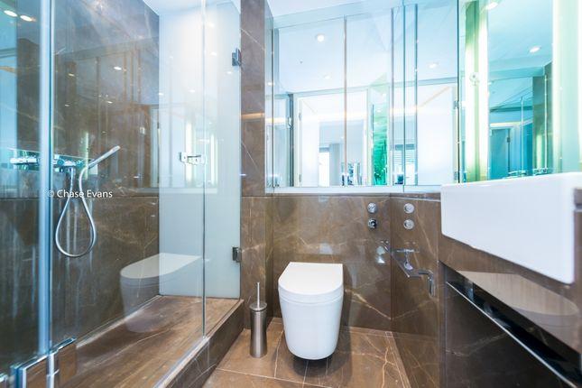 Bathroom of One Osnaburgh Street, Regent's Park, London NW1