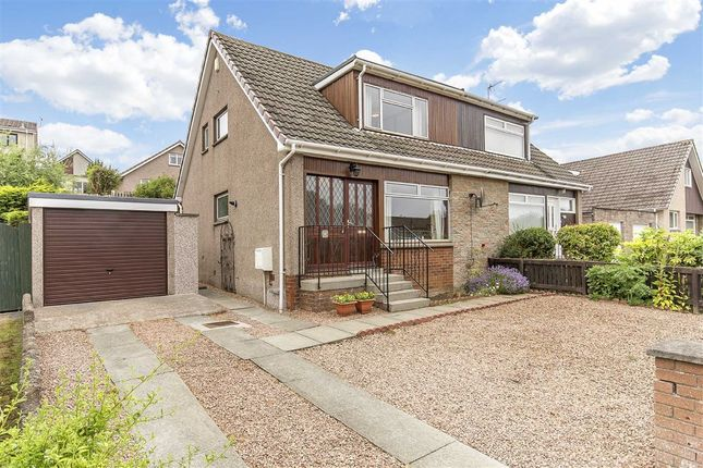 Thumbnail Semi-detached house for sale in 58, Mellerstain Road, Kirkcaldy