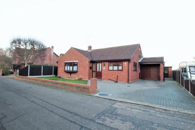 Thumbnail Detached bungalow for sale in Green Lane, St Johns, Colchester, Essex