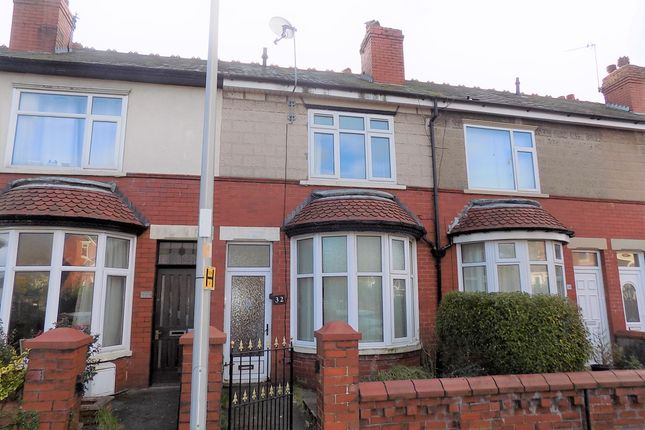 2 bed terraced house to rent in Lynwood Avenue, Blackpool FY3