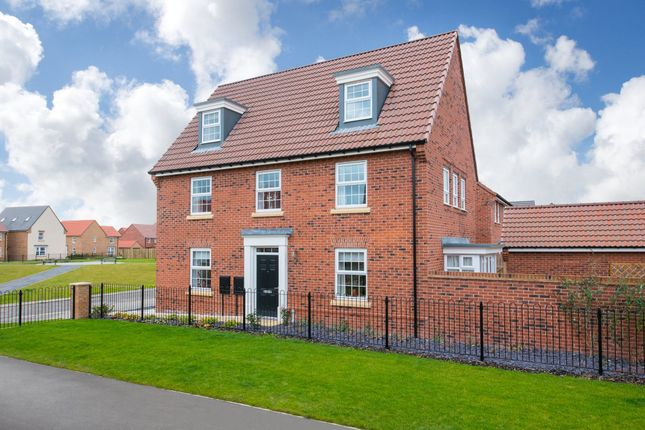 """Thumbnail Detached house for sale in """"Maddoc"""" at Yafforth Road, Northallerton"""