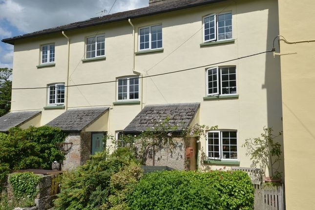 Terraced house for sale in Rivervale Close, Chagford, Newton Abbot