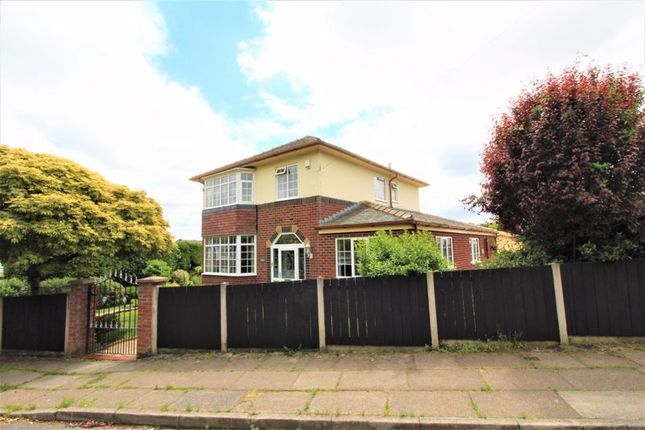 Thumbnail Detached house for sale in Cromer Road, Bury
