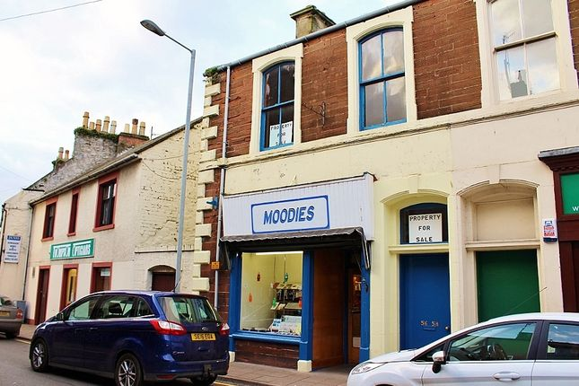 Thumbnail Terraced house for sale in 56/68 Hanover Street, Stranraer