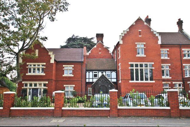 Thumbnail Flat for sale in Convent Close, Upminster