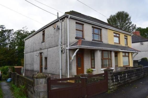 Thumbnail Property to rent in Ammanford Road, Llandybie, Ammanford