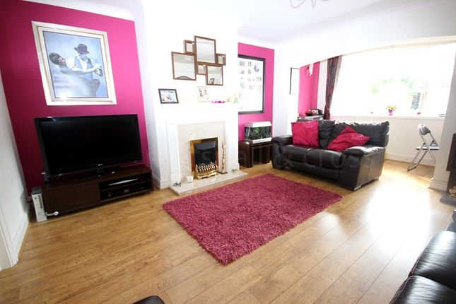 Thumbnail Semi-detached house for sale in Almond Close, Bugbrooke, Northampton, Northamptonshire.