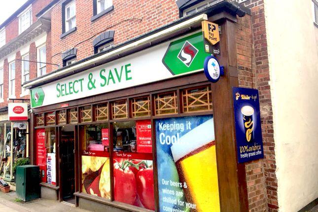 Thumbnail Retail premises for sale in Church Street, Kidderminster