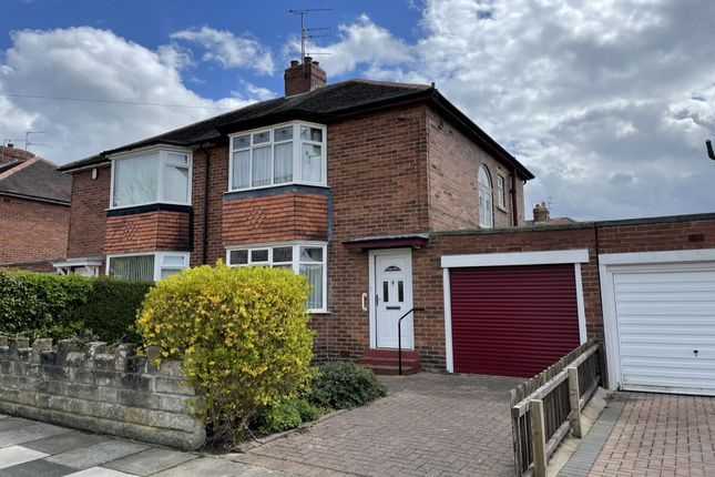 2 bed semi-detached house for sale in Bowes Street, South Gosforth, Newcastle Upon Tyne NE3