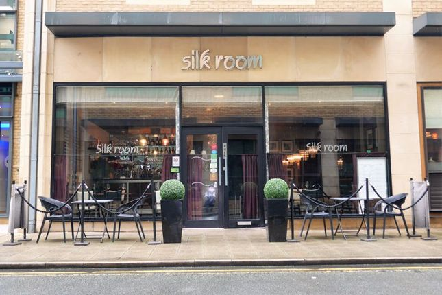 Thumbnail Restaurant/cafe for sale in Silk Room, Pandon, Trinity Gardens, Newcastle Upon Tyne