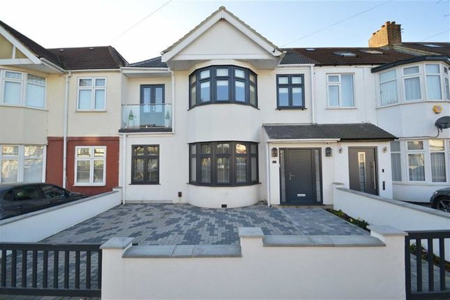 Thumbnail End terrace house for sale in Windermere Gardens, Redbridge, Essex