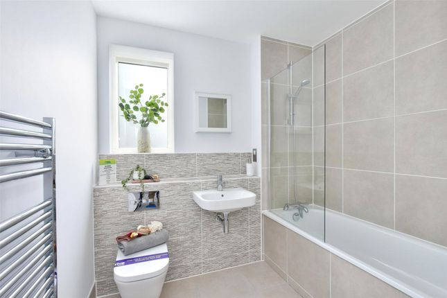 Thumbnail Flat for sale in Turnball Court, Summerhouse Way, Abbots Langley